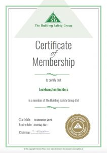 BSG Leckhampton Builders